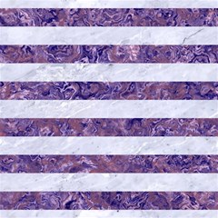 Stripes2white Marble & Purple Marble Magic Photo Cubes by trendistuff
