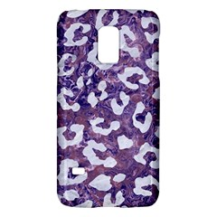 Skin5 White Marble & Purple Marble (r) Galaxy S5 Mini by trendistuff