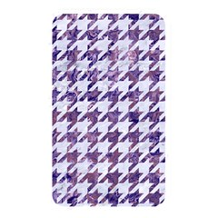 Houndstooth1 White Marble & Purple Marble Memory Card Reader by trendistuff