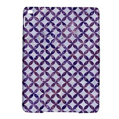 Circles3 White Marble & Purple Marble (r) Ipad Air 2 Hardshell Cases