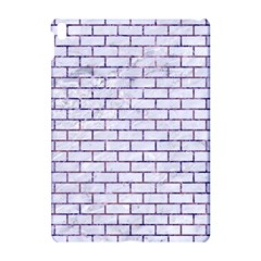 Brick1 White Marble & Purple Marble (r) Apple Ipad Pro 10 5   Hardshell Case by trendistuff