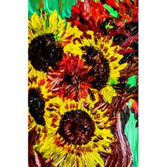 Sunflowers In Elizabeth House 5 5  X 8 5  Notebooks by bestdesignintheworld