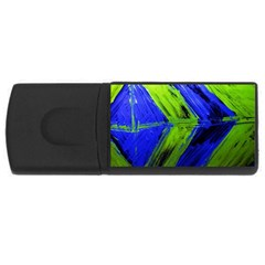 Point Of Equilibrium 7 Rectangular Usb Flash Drive by bestdesignintheworld