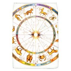 Zodiac  Institute Of Vedic Astrology Flap Covers (l)  by Sapixe