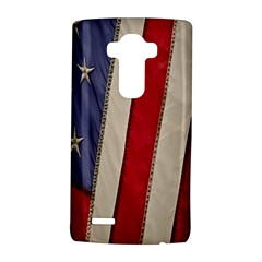 Usa Flag Lg G4 Hardshell Case by Sapixe