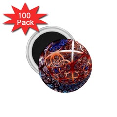Complexity Chaos Structure 1 75  Magnets (100 Pack)  by Sapixe
