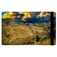 Hills Countryside Landscape Nature Apple Ipad 2 Flip Case by Sapixe