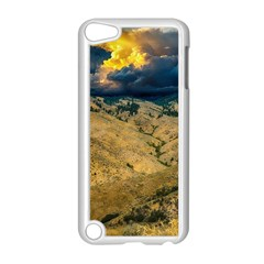 Hills Countryside Landscape Nature Apple Ipod Touch 5 Case (white)