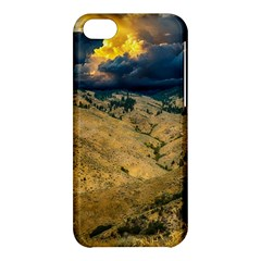 Hills Countryside Landscape Nature Apple Iphone 5c Hardshell Case by Sapixe