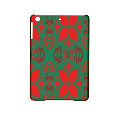 Christmas Background Ipad Mini 2 Hardshell Cases by Sapixe