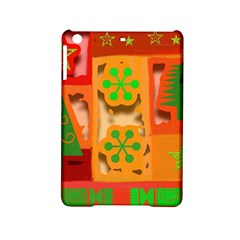 Christmas Design Seamless Pattern Ipad Mini 2 Hardshell Cases by Sapixe