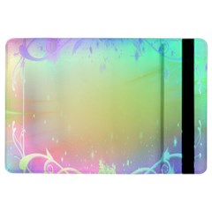 Christmas Greeting Card Frame Ipad Air 2 Flip by Sapixe