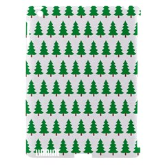 Christmas Background Christmas Tree Apple Ipad 3/4 Hardshell Case (compatible With Smart Cover) by Sapixe
