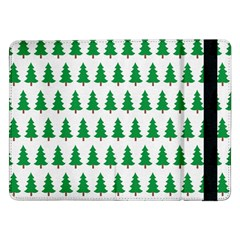 Christmas Background Christmas Tree Samsung Galaxy Tab Pro 12 2  Flip Case by Sapixe