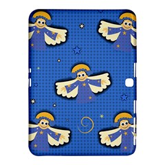 Christmas Holidays Seamless Pattern Samsung Galaxy Tab 4 (10 1 ) Hardshell Case