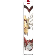 Christmas Décor Decoration Winter Large Book Marks by Sapixe