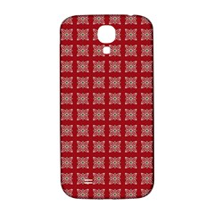 Christmas Paper Wrapping Paper Samsung Galaxy S4 I9500/i9505  Hardshell Back Case by Sapixe