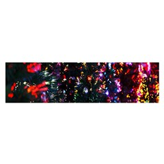 Abstract Background Celebration Satin Scarf (oblong)