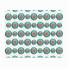 Christmas 3d Decoration Colorful Small Glasses Cloth by Sapixe