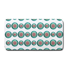 Christmas 3d Decoration Colorful Medium Bar Mats by Sapixe