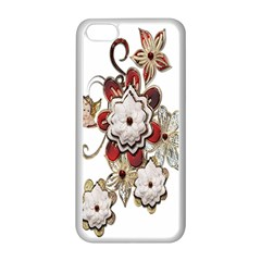 Gems Gemstones Jewelry Jewel Apple Iphone 5c Seamless Case (white) by Sapixe