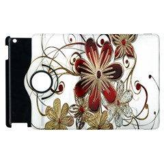Gemstones Gems Jewelry Diamond Apple Ipad 2 Flip 360 Case by Sapixe