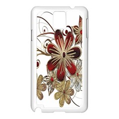 Gemstones Gems Jewelry Diamond Samsung Galaxy Note 3 N9005 Case (white)