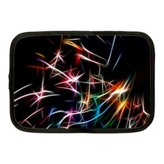 Lights Star Sky Graphic Night Netbook Case (medium)  by Sapixe
