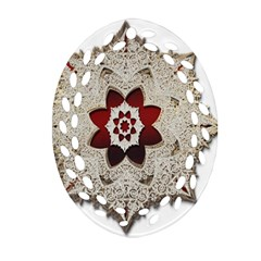 Jewelry Jewel Gems Gemstone Shine Ornament (oval Filigree) by Sapixe