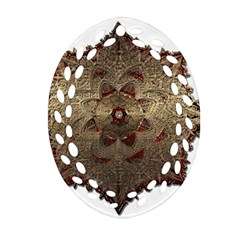 Jewelry Jewel Gem Gemstone Shine Ornament (oval Filigree) by Sapixe