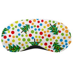 Pattern Circle Multi Color Sleeping Masks by Sapixe