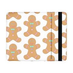 Pattern Christmas Biscuits Pastries Samsung Galaxy Tab Pro 8 4  Flip Case
