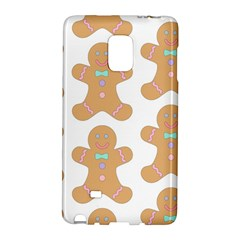 Pattern Christmas Biscuits Pastries Galaxy Note Edge by Sapixe