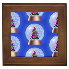 Seamless Repeat Repeating Pattern Art Framed Tiles