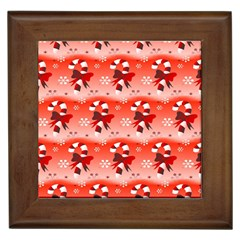 Seamless Repeat Repeating Pattern Framed Tiles
