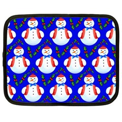 Seamless Repeat Repeating Pattern Netbook Case (xl)