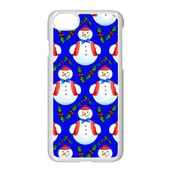 Seamless Repeat Repeating Pattern Apple Iphone 7 Seamless Case (white)