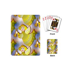 Seamless Repeat Repeating Pattern Playing Cards (mini)  by Sapixe