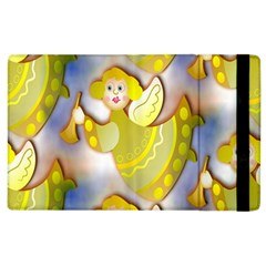 Seamless Repeat Repeating Pattern Apple Ipad 3/4 Flip Case