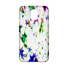 Star Abstract Advent Christmas Samsung Galaxy S5 Hardshell Case