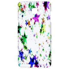 Star Abstract Advent Christmas Samsung C9 Pro Hardshell Case