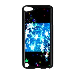 Star Abstract Background Pattern Apple Ipod Touch 5 Case (black) by Sapixe