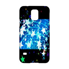 Star Abstract Background Pattern Samsung Galaxy S5 Hardshell Case  by Sapixe