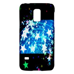 Star Abstract Background Pattern Galaxy S5 Mini by Sapixe