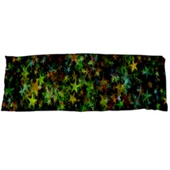 Star Abstract Advent Christmas Body Pillow Case Dakimakura (two Sides)