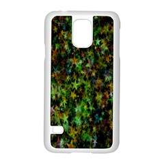 Star Abstract Advent Christmas Samsung Galaxy S5 Case (white)