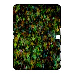 Star Abstract Advent Christmas Samsung Galaxy Tab 4 (10 1 ) Hardshell Case  by Sapixe