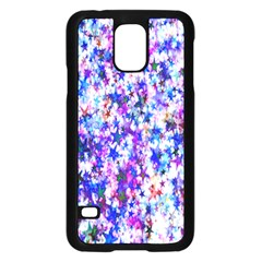 Star Abstract Advent Christmas Samsung Galaxy S5 Case (black) by Sapixe