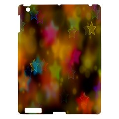 Star Background Texture Pattern Apple Ipad 3/4 Hardshell Case by Sapixe