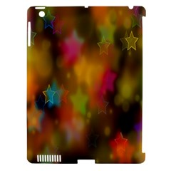 Star Background Texture Pattern Apple Ipad 3/4 Hardshell Case (compatible With Smart Cover) by Sapixe